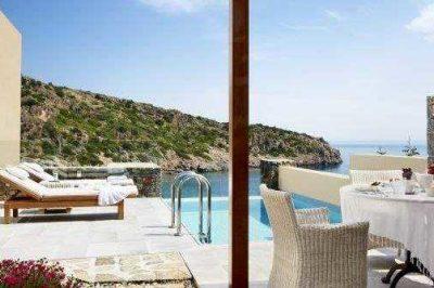 One Bedroom Villa Sea View - Private Pool