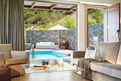 Two Bedroom Sea View Wellness Villa - Private Pool