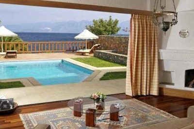 The Minoan Royalty Suites with Private Pool
