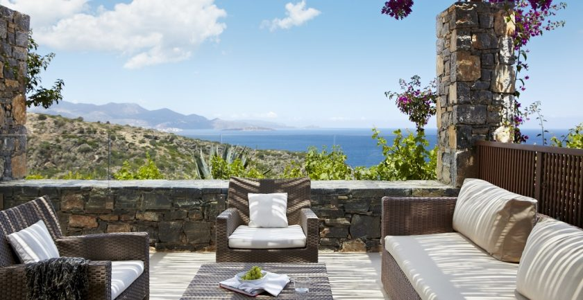 Daios Cove Resort Deluxe Room