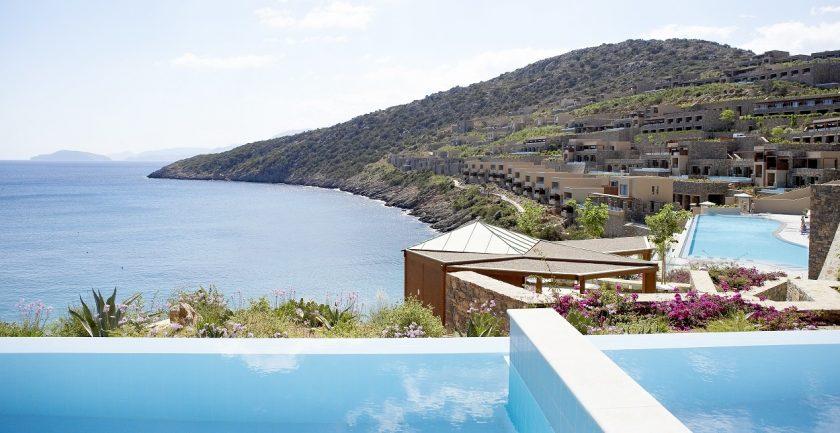 Daios Cove Resort Pool