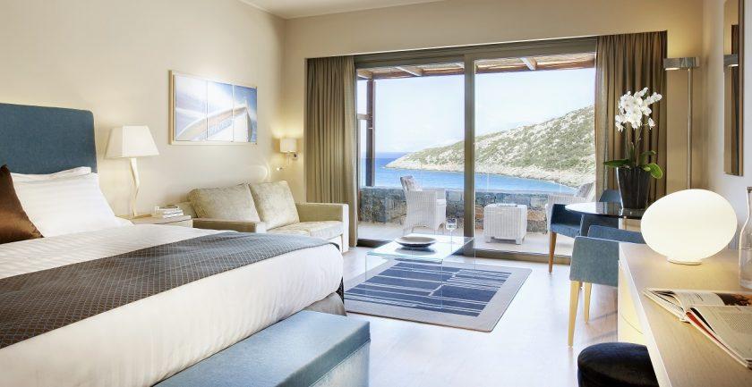 Daios Cove Resort Sea View