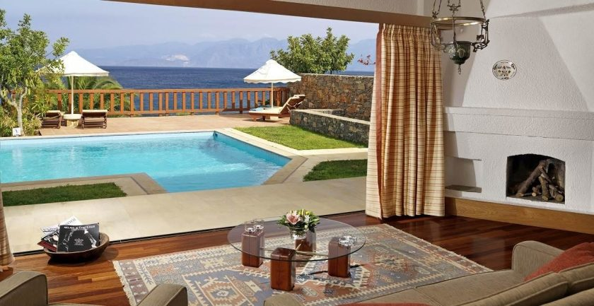 Elounda Mare Hotel Relais & Châteaux Verander