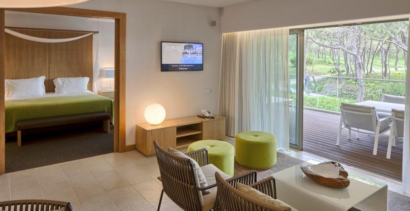 The Epic Sana Resort, Algarve, Sana Lounge in Bedroom