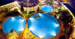 forte village resort oasis-pool