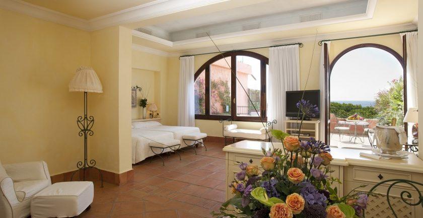 Forte Village Resort Hotel Castello Suites Junior Suite