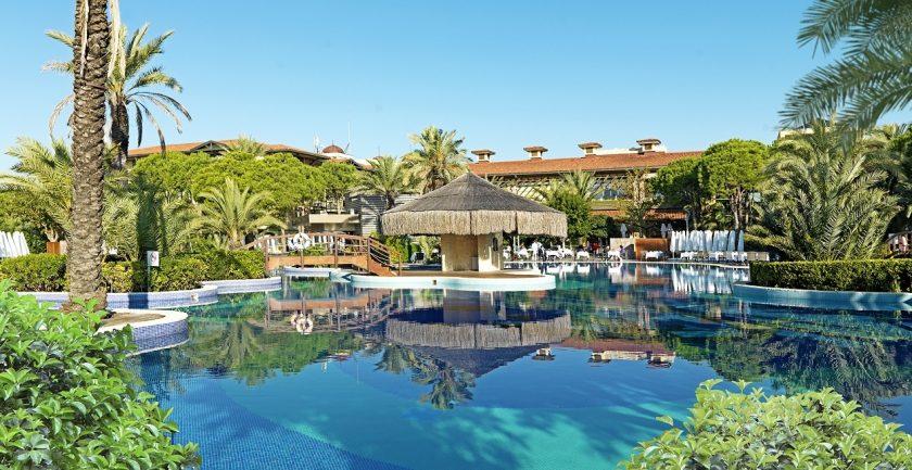 Gloria Golf Resort Villas Main Pool