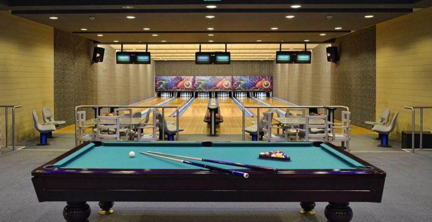 Gloria Serenity Resort, Games Room