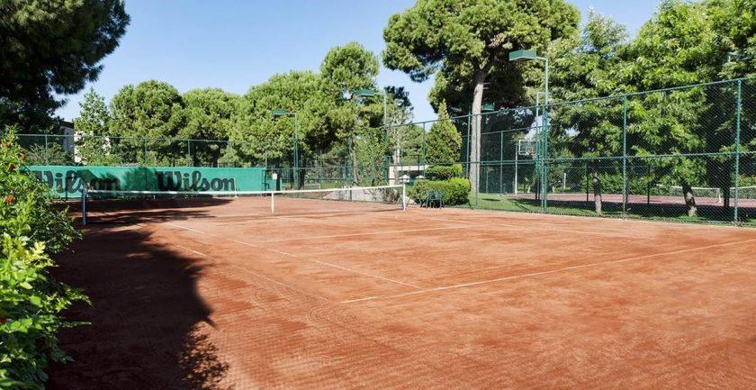 Gloria Serenity Resort, Tennis Courts