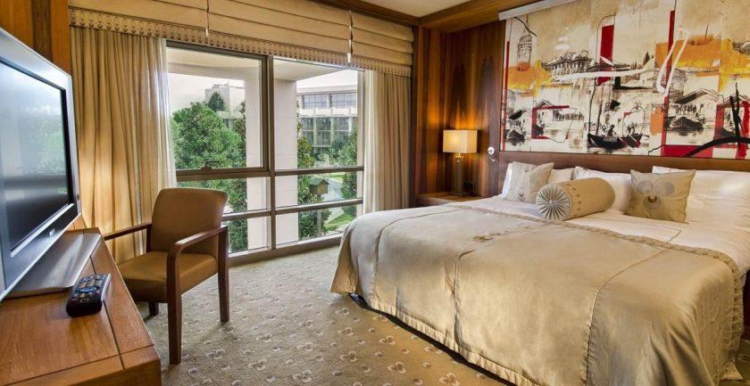 Gloria Serenity Resort, Pool Villa Bedroom