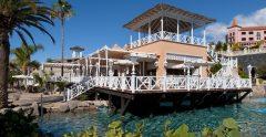 bahia del duque beach club restaurant