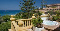 bahia del duque presidential suite terrace