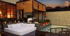 bahia del duque terrace villa palmeras
