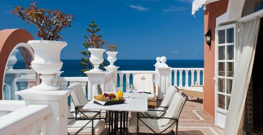 Gran Hotel Bahia Del Duque Resort, Balcony