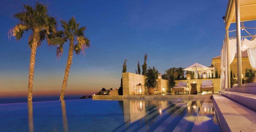 Gran Hotel Bahia Del Duque Resort, Terraza Villa