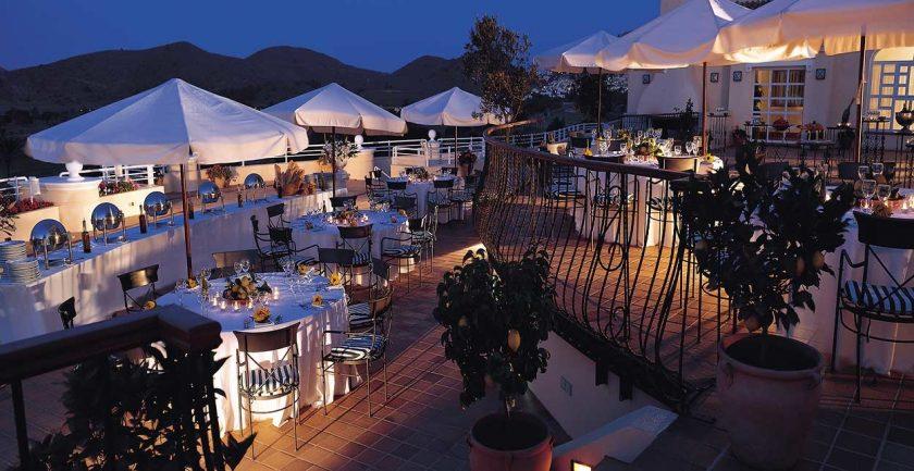 La Manga Club Hotel Terrace