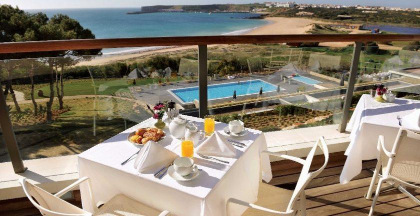 Martinhal Beach Resort Hotel Breakfast Terrace