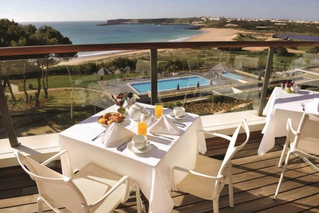 Martinhal Beach Resort Villas Breakfast Terrace