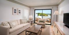 Premium Duplex Suite Living Room