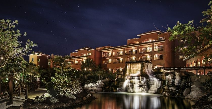 Sheraton Fuerteventura Hotel View at Night