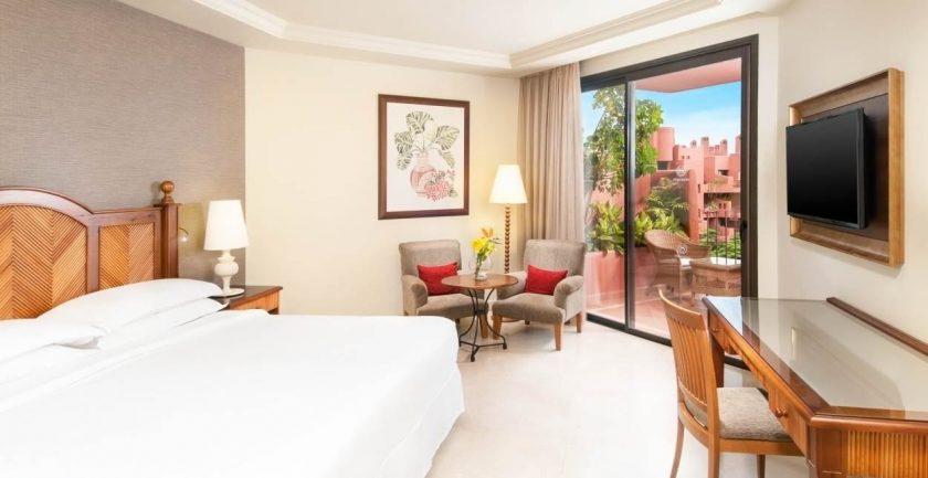 Sheraton La Caleta Deluxe Room