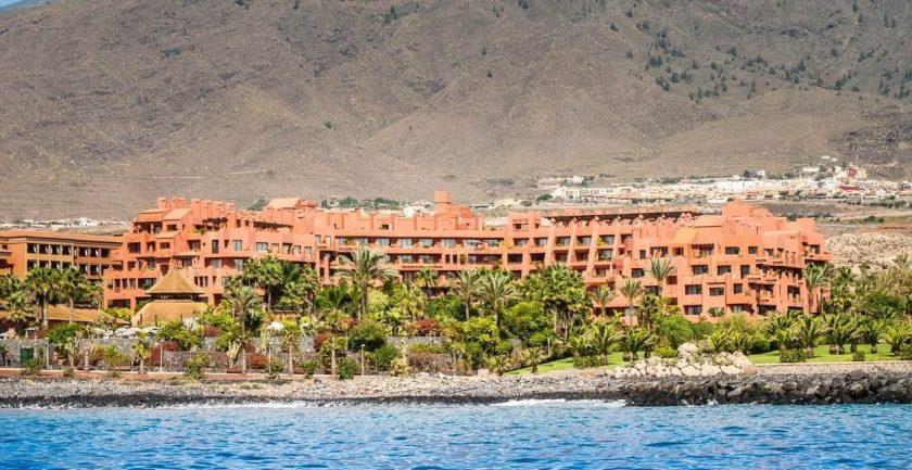 Sheraton La Caleta Hotel View