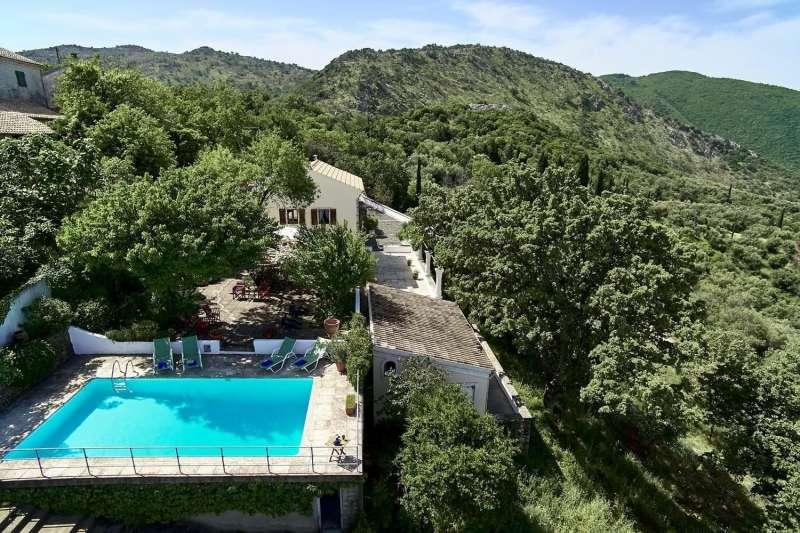 Villa Loutses House