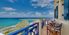 5 Family Bungalow Suite Sea View