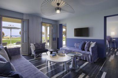 Luxury Rooms Sea View