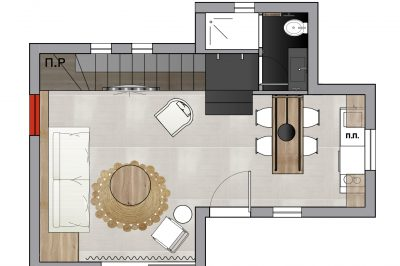Private Residence Two Bedroom