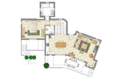Luxury Villa 2 Bedroom