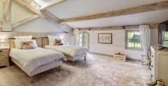 14 West Wing Twin Bedroom Which Can Be Made As A Double