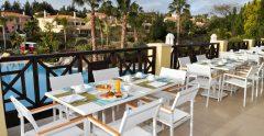 Martinhal Quinta O Terraço Breakfast Balcony