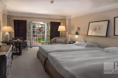 Deluxe Twin/Double Room with Golf/Pool View